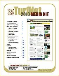 TurfNet 2013 Media Kit