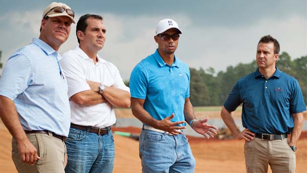 Bauer follows his passion for the game to Bluejack National