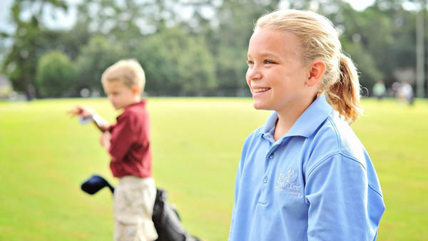Deere, First Tee out to attract girls to golf