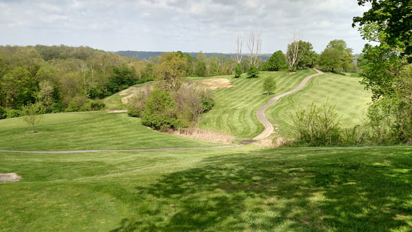 Kentucky muni takes long route to new fairways