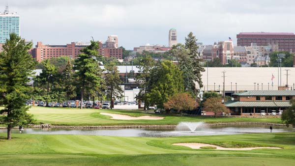 UM Golf Course recognized for its environmental efforts