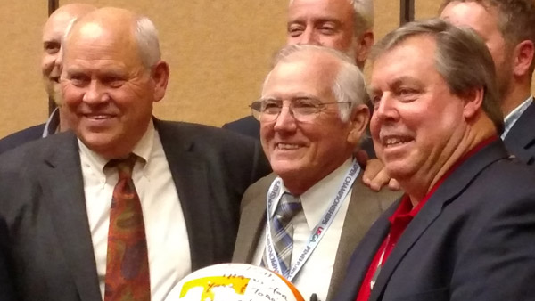 Fulmer tells TTA attendees to create a family atmosphere to promote success