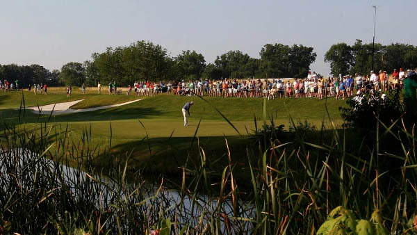 Volunteer killed in accident helping prep for PGA Tour event