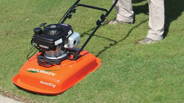 Jacobsen introduces light, rugged hover mower