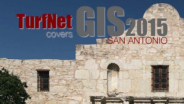 TurfNet blog covers GIS San Antonio