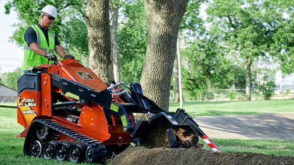 Skid steer packs a punch in a small package