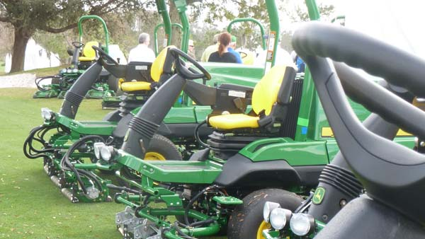 Deere's summer tour includes A Model mowers