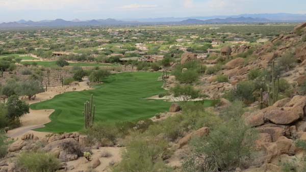 Better water, new turf, more sand add up to rave reviews at Desert Highlands