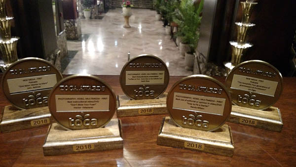 TurfNet takes home awards in communications contest