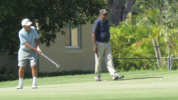Research pokes holes in golfer perception of putting green trueness