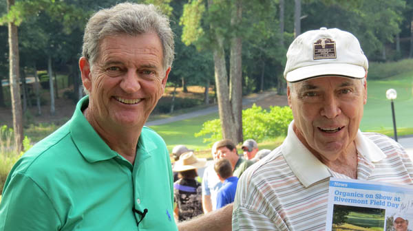 Where are they now: turf legend Palmer Maples Jr.