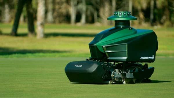 Lawn equipment maker acquires Precise Path