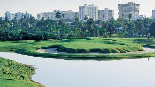 Miami's golf scene has changed more than most