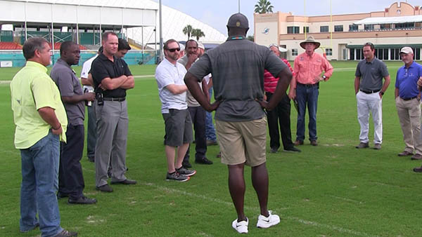 University of Florida answers call for more grassroots turf education