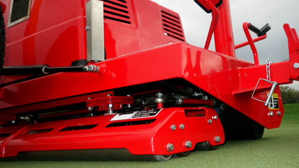 Tru-Turf lineup includes new lightweight roller