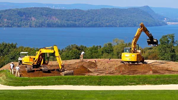 USGA updates guide for greens construction