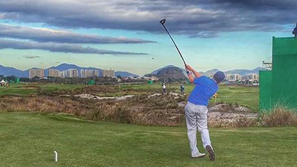 Organizers hope Olympics expand golf's global footprint