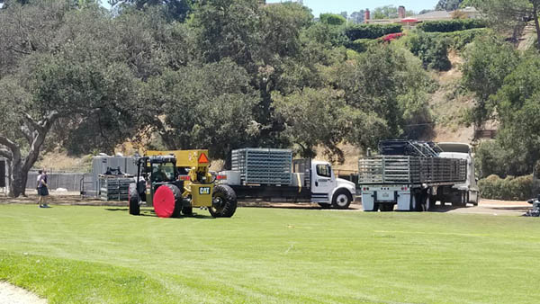 Superintendent, crew overcome many challenges at So Cal course