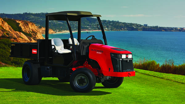Toro settles on Outcross for new multi-use vehicle