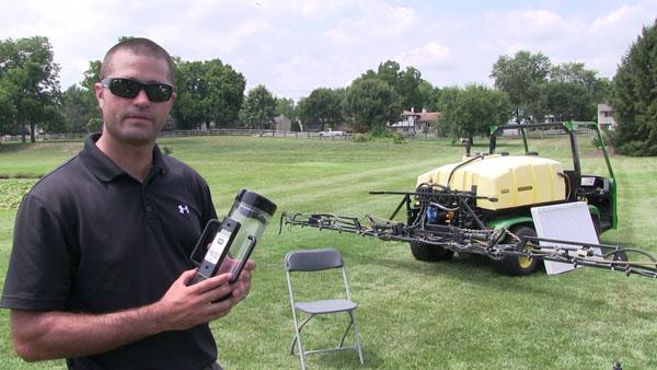Calibration is key to sprayer performance
