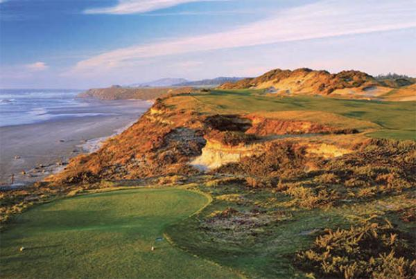 The Pacific Dunes course at Bandon Dunes will host the 2019 U.S. Amateur Four-Ball Championship.