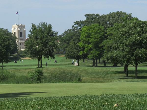 The North Course at Olympia Fields Country Club has been the site of major championships since 1925. Photo by John Reitman