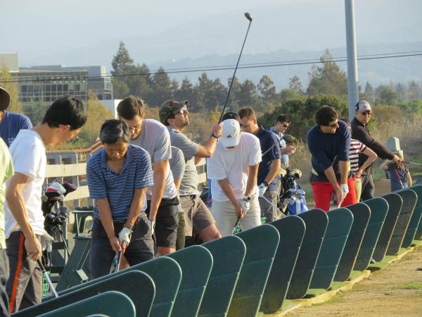 Golf courses throughout the country enjoyed a late-season boost to the bottom line in November.