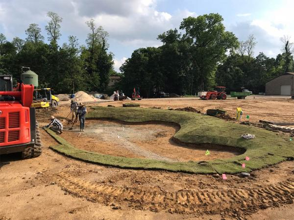 An in-house construction project made getting temporary seasonal labor critical this year at Hyde Park Golf and Country Club in Cincinnati.