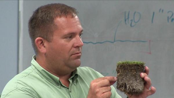 Jason Kruse, Ph.D., of the University of Florida discusses the movement of water through soil in the first edition of Evidence-Based Turf Management in August.