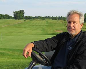 Superintendent Kent Dornbrock says teamwork is an essential part of the success of Kearney Hill Golf Links.