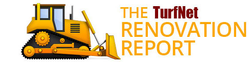 The Renovation Report