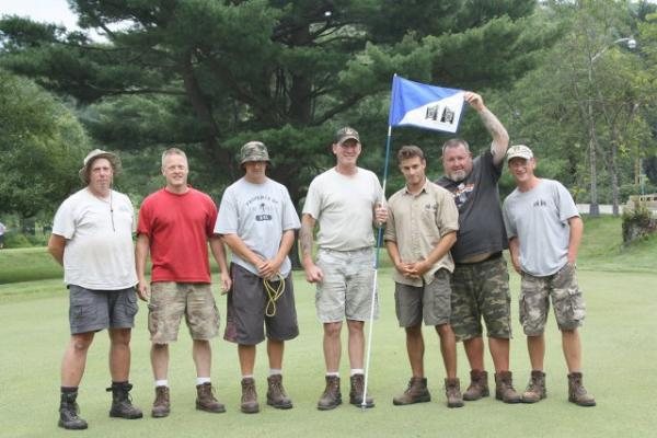 The Crew at Picatinny Arsenal GC