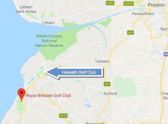 Visit to Hesketh Golf Club TurfNetcom