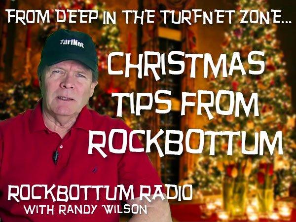 Christmas at Rockbottum...