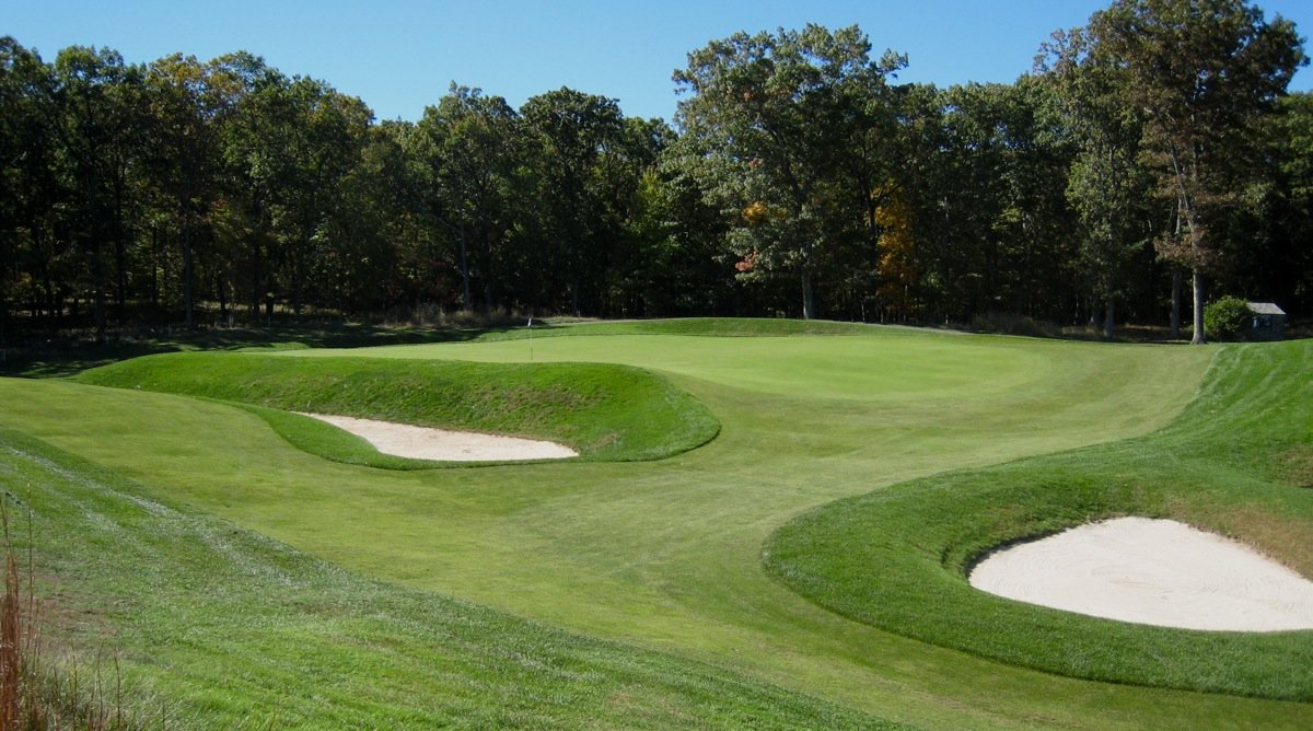 Scott Ramsay, CGCS, and the ongoing green reclamation at Yale Golf Course