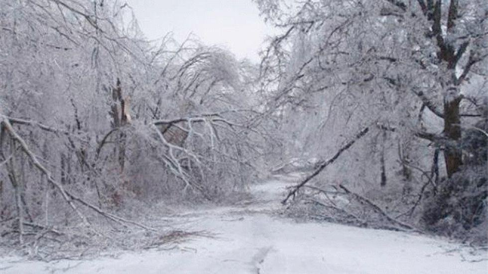 What The Great Atlanta Ice Storm of '73 Taught Me About Golf