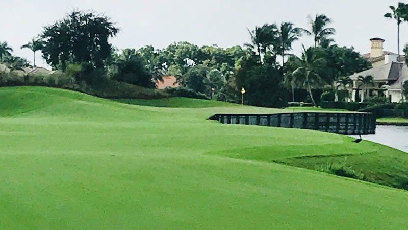 Laude 36 Inroads Into Florida Golf