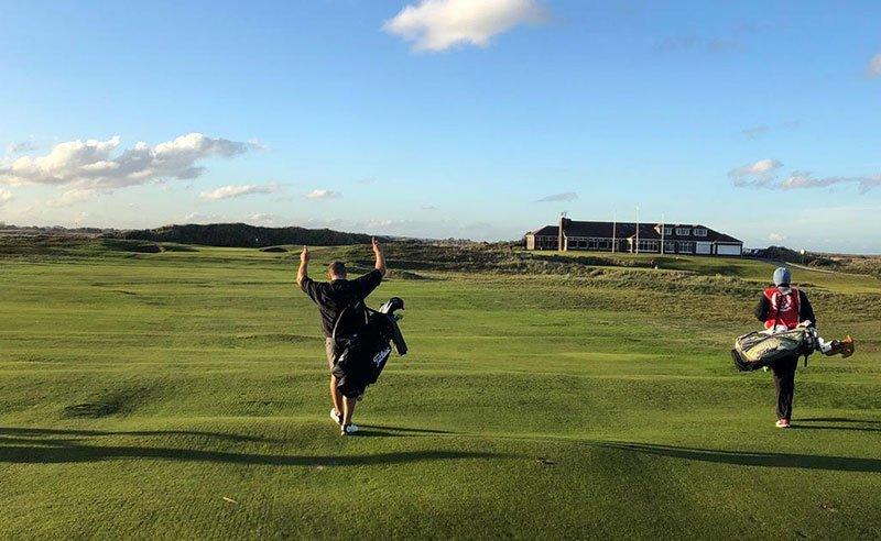 Welcome to Ireland – Two days of golf at the Island Golf Club