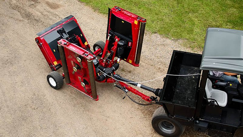 Toro Launches Pull Behind Rotary Mower For Large Jobs