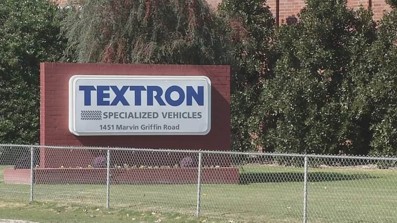Textron to lay off 400 from specialized vehicle division