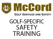 McCord Golf Services & Safety