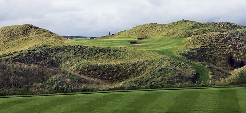 Parker Stancil: The Irish Open at Lahinch