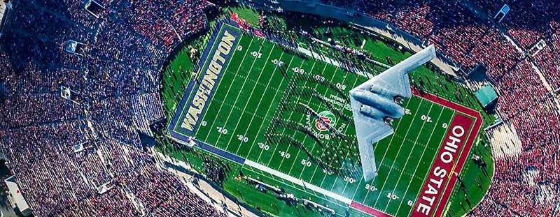 History, tradition and pageantry are Rose Bowl's attraction