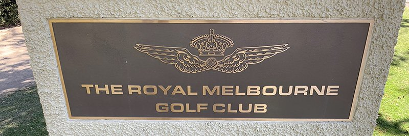 Day 1 at Royal Melbourne: Full Throttle