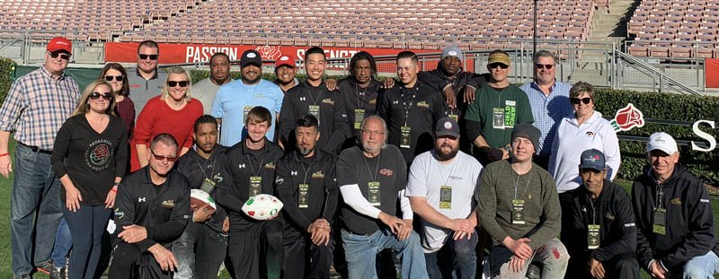 Success at the Rose Bowl all about relationships