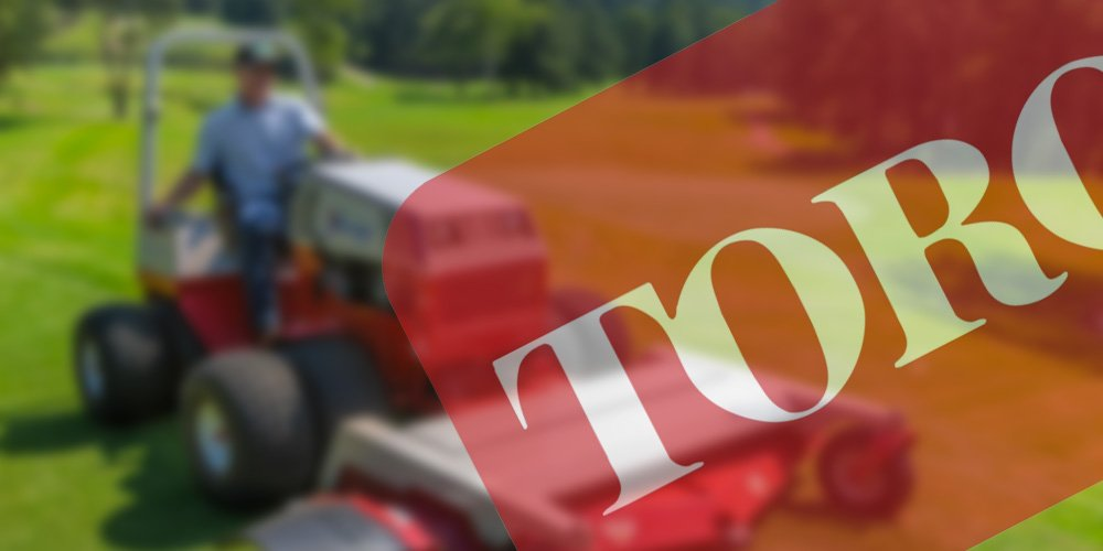 The underbelly of Toro's Ventrac acquisition...