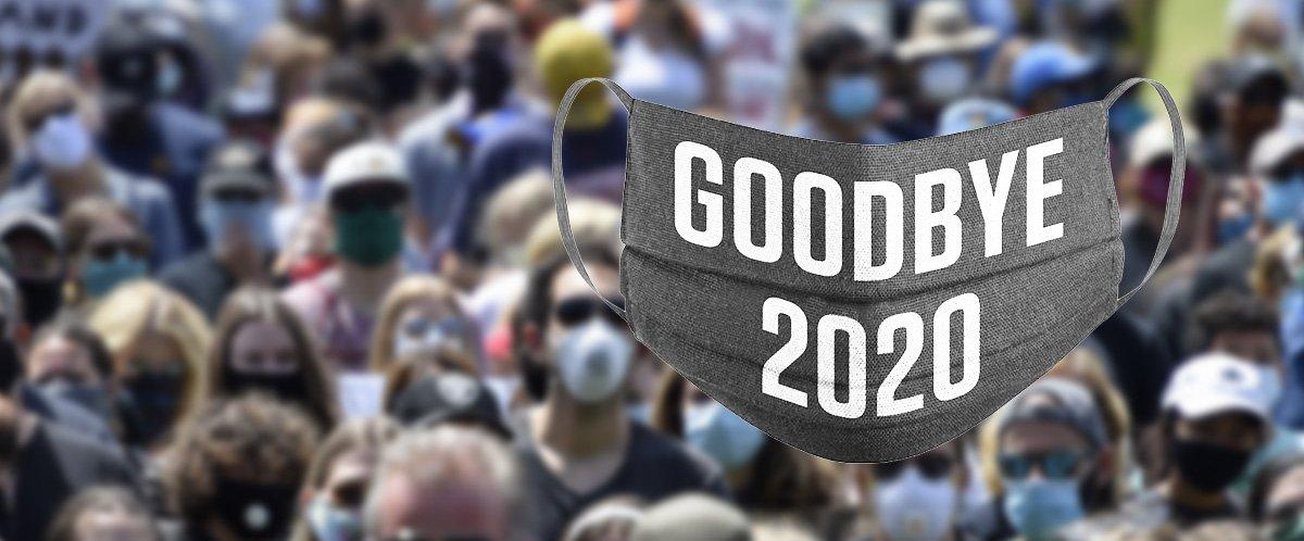Goodbye 2020... and Good Riddance