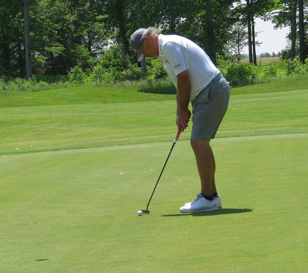 Researchers at Delaware Valley University have shown that recently aerified greens really don't affect putting green trueness.