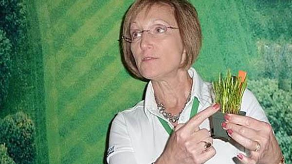 Renee Keese, Ph.D., of BASF, will be among the speakers at the second annual turfgrass research symposium scheduled for next month at North Carolina State University.