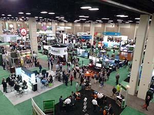 A total of 700 fewer people attended this year's Golf Industry Show compared with the last time the event was in San Antonio in 2015.